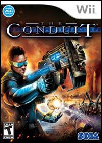 Okładka The Conduit (Wii)