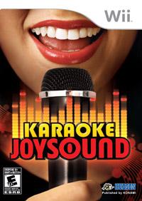 Okładka Karaoke Joysound (Wii)