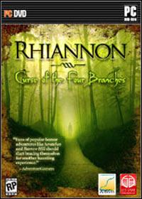 Okładka Rhiannon: Beyond the Mabinogion (PC)