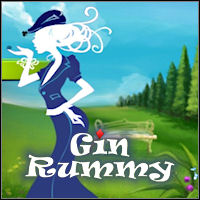 Game Box for Gin Rummy (X360)