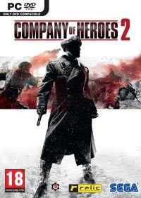 Game Box for Company of Heroes 2 (PC)