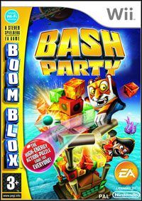 Game Box for Boom Blox Bash Party (Wii)