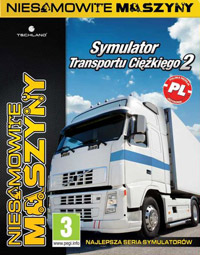 Okładka Heavyweight Transport Simulator 2 (PC)