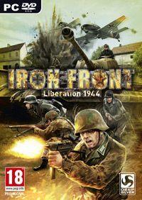 Okładka Iron Front: Liberation 1944 (PC)