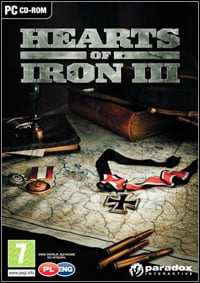 Okładka Hearts of Iron III (PC)
