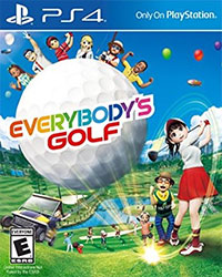Game Box for Everybody's Golf (PS4)