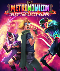 Game The Metronomicon: Slay the Dance Floor (PS4) cover