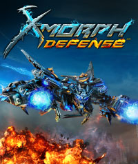 Game X-Morph: Defense (PS4) cover