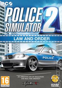 Okładka Police Simulator 2 (PC)
