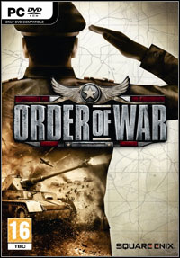 Okładka Order of War (PC)