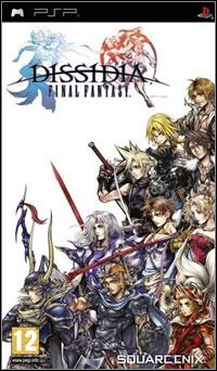 Okładka Dissidia: Final Fantasy (PSP)