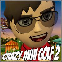 Okładka Kidz Sports: Crazy Mini Golf 2 (Wii)