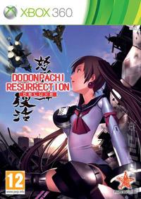 Okładka DoDonPachi Resurrection (X360)