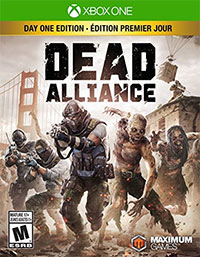 Game Dead Alliance (PC) cover