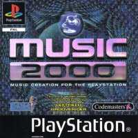 Game Box for Music 2000 (PS1)
