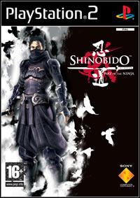 Okładka Shinobido: Way of the Ninja (PS2)