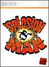 Okładka 'Splosion Man (X360)