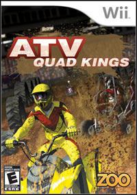 Game Box for ATV Quad Kings (Wii)