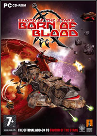Okładka Sword of the Stars: Born of Blood (PC)