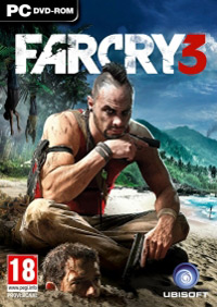 Game Far Cry 3 (PC) cover