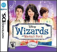 Okładka Wizards of Waverly Place (NDS)