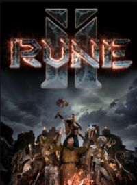 Game Box for Rune II (PC)