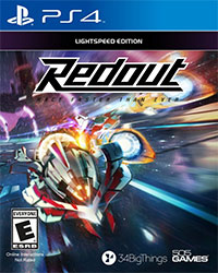 Game Redout (PC) cover