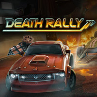 Game Box for Death Rally (PC)