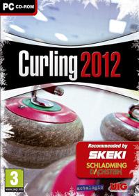 Okładka Curling 2012 (PC)