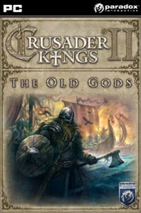 Game Box for Crusader Kings II: The Old Gods (PC)