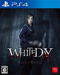 Game White Day: A Labyrinth Named School (AND) cover