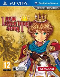 Okładka New Little King's Story (PSV)