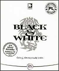 Okładka Black & White (PC)
