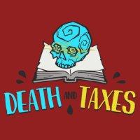 Okładka Death and Taxes (PC)