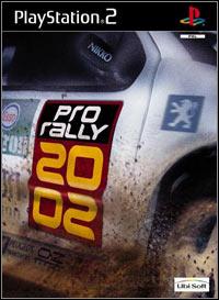 Okładka Pro Rally 2002 (PS2)