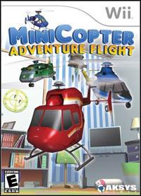 Okładka MiniCopter: Adventure Flight (Wii)