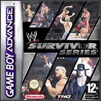 Okładka WWE Survivor Series (GBA)