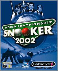 Okładka World Championship Snooker 2002 (PC)