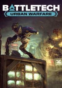 BattleTech: Urban Warfare cover
