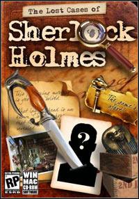Okładka The Lost Cases of Sherlock Holmes (PC)