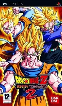 Okładka Dragon Ball Z: Shin Budokai - Another Road (PSP)