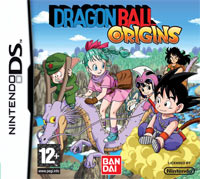 Okładka Dragon Ball: Origins (NDS)