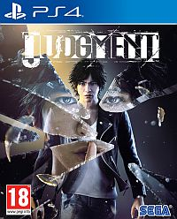 Game Box for Judgment (PS4)