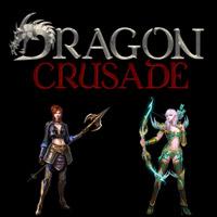 Okładka Dragon Crusade (WWW)