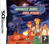 Okładka Advance Wars: Dual Strike (NDS)