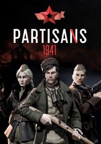Game Box for Partisans 1941 (PC)