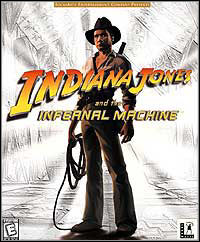Game Box for Indiana Jones and the Infernal Machine (PC)