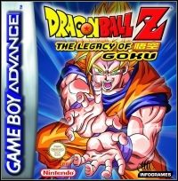 Dragon Ball Z: The Legacy of Goku cover