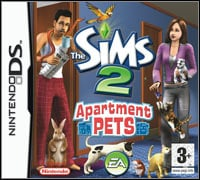 Okładka The Sims 2: Apartment Pets (NDS)