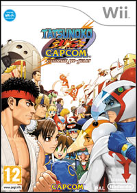 Game Box for Tatsunoko vs. Capcom: Ultimate All Stars (Wii)